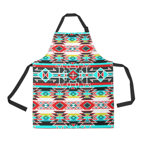 Force of Nature Windstorm All Over Print Apron All Over Print Apron e-joyer