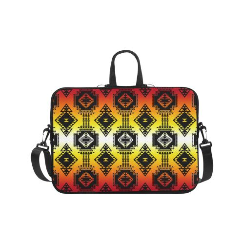 Gathering Fire Laptop Handbags 17