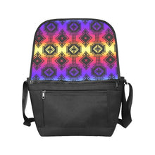 Gathering Sunset New Messenger Bag (Model 1667) New Messenger Bags (1667) e-joyer