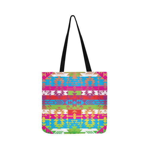 Grand Entry Reusable Shopping Bag Model 1660 (Two sides) Shopping Tote Bag (1660) e-joyer