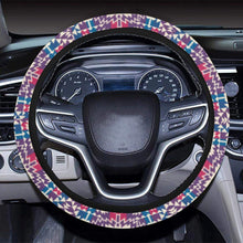 Grand Entry Women's Fancy Steering Wheel Cover with Elastic Edge Steering Wheel Cover with Elastic Edge e-joyer