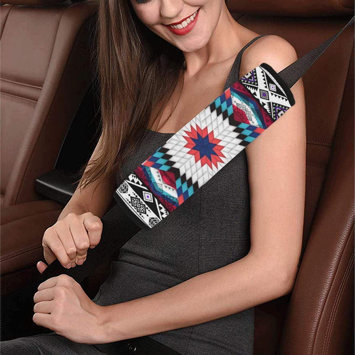 Independence Cove Car Seat Belt Cover 7''x12.6'' Car Seat Belt Cover 7''x12.6'' e-joyer