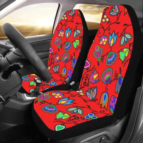 Indigenous Paisley - Dahlia Car Seat Covers (Set of 2) Car Seat Covers e-joyer
