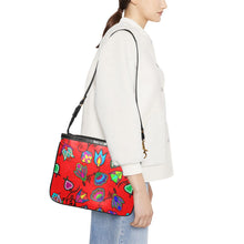 Indigenous Paisley - Dahlia Small Shoulder Bag (Model 1710) Small Shoulder Bag (1710) e-joyer
