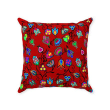Indigenous Paisley - Dahlia Throw Pillows 49 Dzine With Zipper Poly Twill 14x14 inch