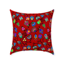 Indigenous Paisley - Dahlia Throw Pillows 49 Dzine Without Zipper Spun Polyester 18x18 inch