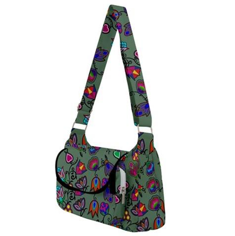 Indigenous Paisley Dark Sea Multipack Bag 49 Dzine