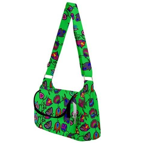 Indigenous Paisley Green Multipack Bag 49 Dzine