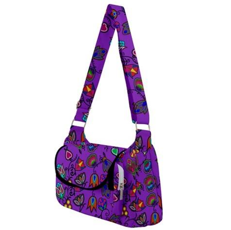 Indigenous Paisley Lilac Multipack Bag 49 Dzine