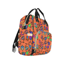 Indigenous Paisley - Sierra Multi-Function Diaper Backpack (Model 1688) Diaper Backpack (1688) e-joyer