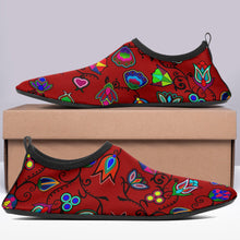Indigenous Paisley Sierra Sockamoccs Slip On Shoes 49 Dzine