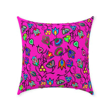 Indigenous Paisley Throw Pillows 49 Dzine With Zipper Spun Polyester 18x18 inch