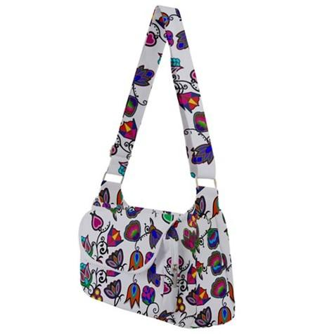 Indigenous Paisley White Multipack Bag 49 Dzine