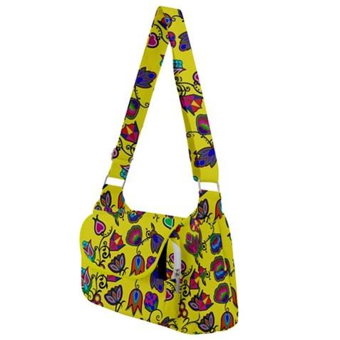 Indigenous Paisley Yellow Multipack Bag 49 Dzine