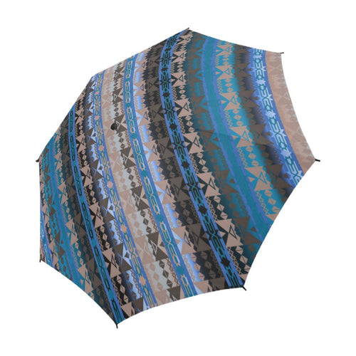 Inside the Paint Clan Lodge Semi-Automatic Foldable Umbrella Semi-Automatic Foldable Umbrella e-joyer