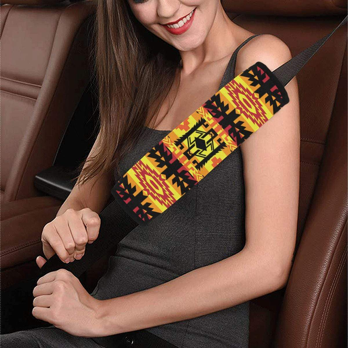 Journey of Generations Car Seat Belt Cover 7''x12.6'' Car Seat Belt Cover 7''x12.6'' e-joyer