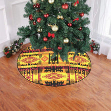 "Journey of Generations Christmas Tree Skirt 47"" x 47"" Christmas Tree Skirt e-joyer"