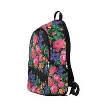 Kokum's Revenge Black Fabric Backpack for Adult (Model 1659) Casual Backpack for Adult (1659) e-joyer