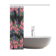 "Kokum's Revenge-Black Shower Curtain 60""x72"" Shower Curtain 60""x72"" e-joyer"