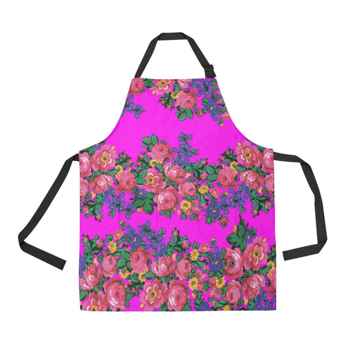 Kokum's Revenge Blush All Over Print Apron All Over Print Apron e-joyer