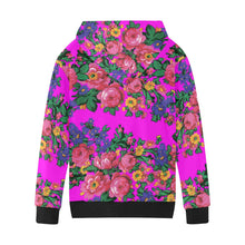 Kokum's Revenge Blush Kids' All Over Print Hoodie (Model H38) Kids' AOP Hoodie (H38) e-joyer