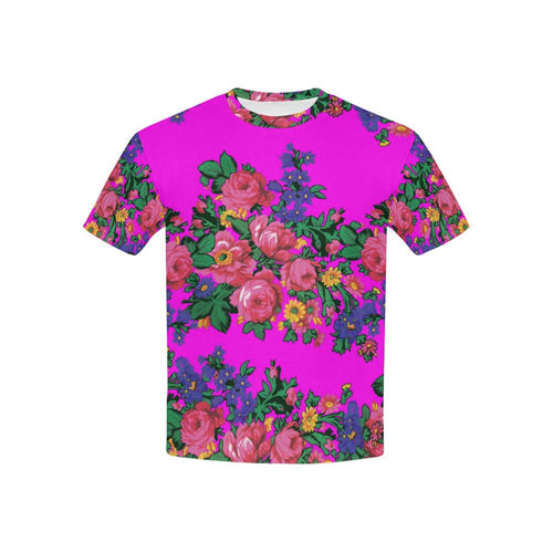 Kokum's Revenge Blush Kids' All Over Print T-shirt (USA Size) (Model T40) All Over Print T-shirt for Kid (T40) e-joyer