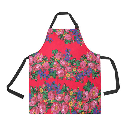 Kokum's Revenge Dahlia All Over Print Apron All Over Print Apron e-joyer