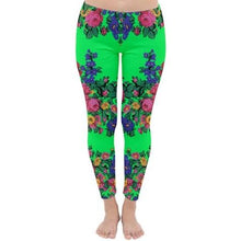 Kokum's Revenge Green Classic Winter Leggings leggings-pants 49 Dzine