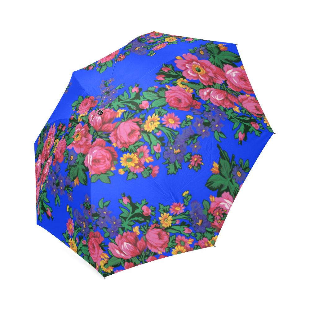 Kokum's Revenge- Royal Foldable Umbrella Foldable Umbrella e-joyer