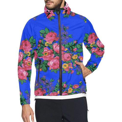 Kokum's Revenge Royal Unisex All Over Print Windbreaker (Model H23) All Over Print Windbreaker for Men (H23) e-joyer