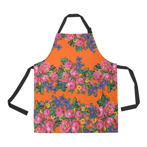 Kokum's Revenge Sierra All Over Print Apron All Over Print Apron e-joyer