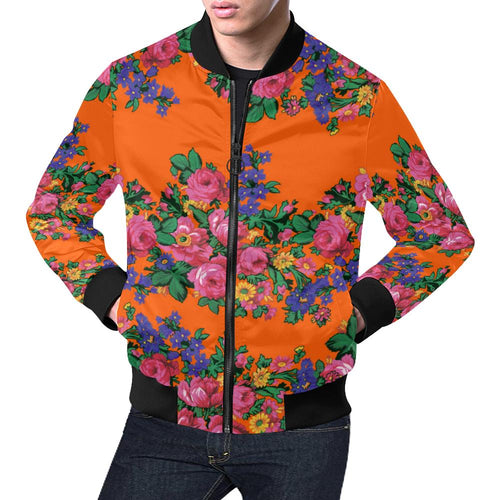 Kokum's Revenge Sierra All Over Print Bomber Jacket for Men/Large Size (Model H19) All Over Print Bomber Jacket for Men/Large (H19) e-joyer