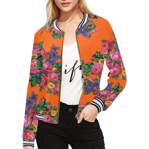 Kokum's Revenge Sierra All Over Print Bomber Jacket for Women (Model H21) All Over Print Bomber Jacket for Women (H21) e-joyer