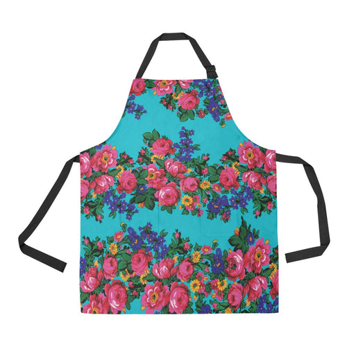 Kokum's Revenge Sky All Over Print Apron All Over Print Apron e-joyer