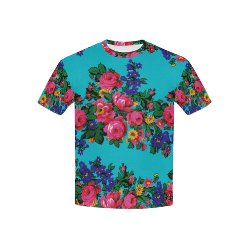 Kokum's Revenge-Sky Kids' All Over Print T-shirt (USA Size) (Model T40) All Over Print T-shirt for Kid (T40) e-joyer