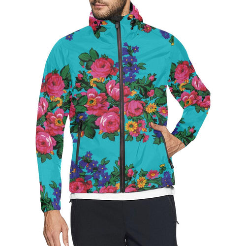 Kokum's Revenge Sky Unisex All Over Print Windbreaker (Model H23) All Over Print Windbreaker for Men (H23) e-joyer