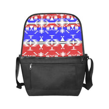 Limited Edition Veteran's Between the Mountains New Messenger Bag (Model 1667) New Messenger Bags (1667) e-joyer