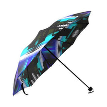 Midnight Sage Foldable Umbrella Foldable Umbrella e-joyer