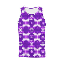 Moon Shadow Sage All Over Print Tank Top for Men (Model T43) All Over Print Tank Top for Men e-joyer