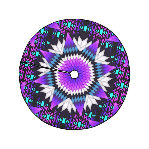 Morning Starfire Christmas Tree Skirt 47