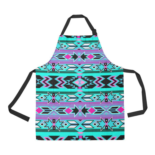 Northeast Journey All Over Print Apron All Over Print Apron e-joyer