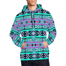 Northeast Journey All Over Print Hoodie for Men/Large Size (USA Size) (Model H13) All Over Print Hoodie for Men/Large (H13) e-joyer