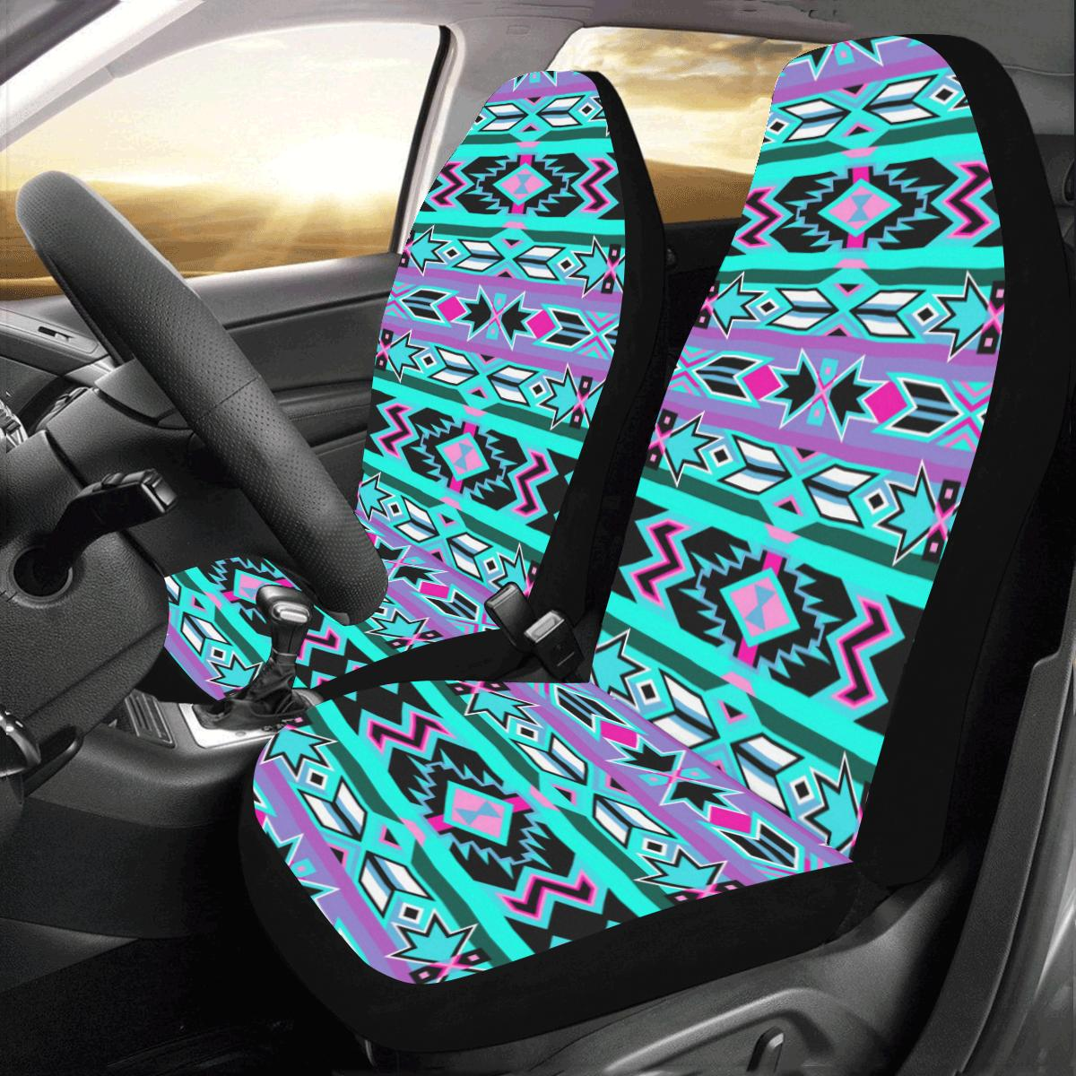 Northeast Journey Car Seat Covers (Set of 2) Car Seat Covers e-joyer