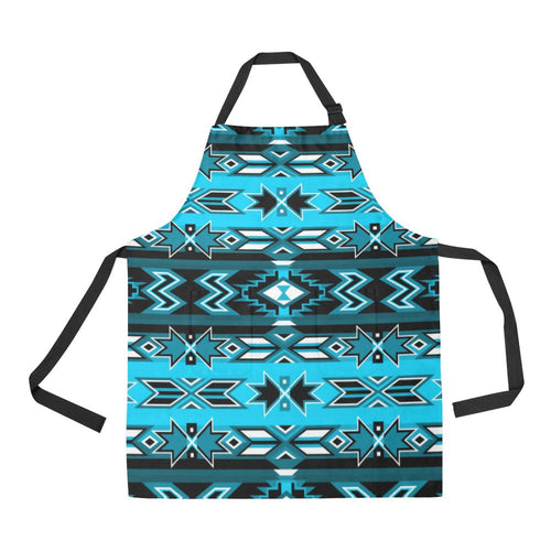 Northern Journey All Over Print Apron All Over Print Apron e-joyer