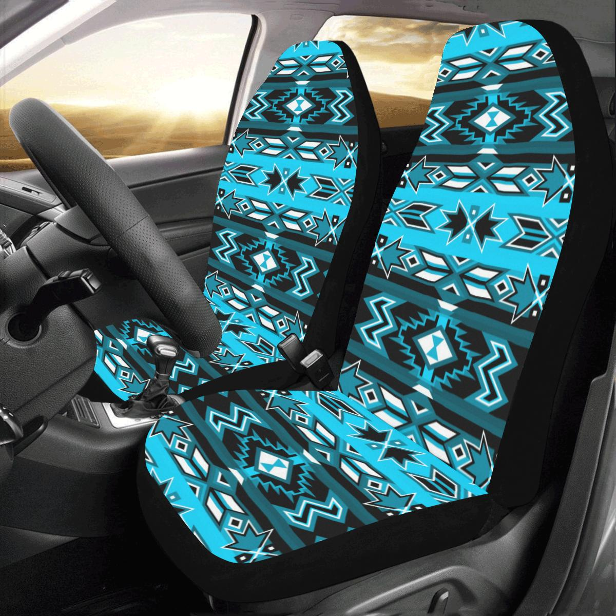 Northern Journey Car Seat Covers (Set of 2) Car Seat Covers e-joyer