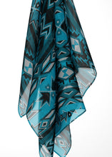 Northern Journey Large Square Chiffon Scarf fashion-scarves 49 Dzine