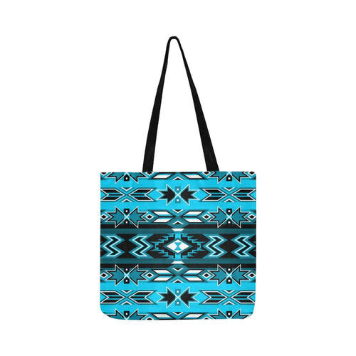 Northern Journey Reusable Shopping Bag Model 1660 (Two sides) Shopping Tote Bag (1660) e-joyer