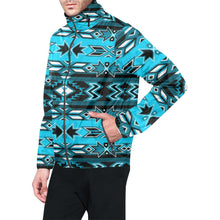Northern Journey Unisex All Over Print Windbreaker (Model H23) All Over Print Windbreaker for Men (H23) e-joyer