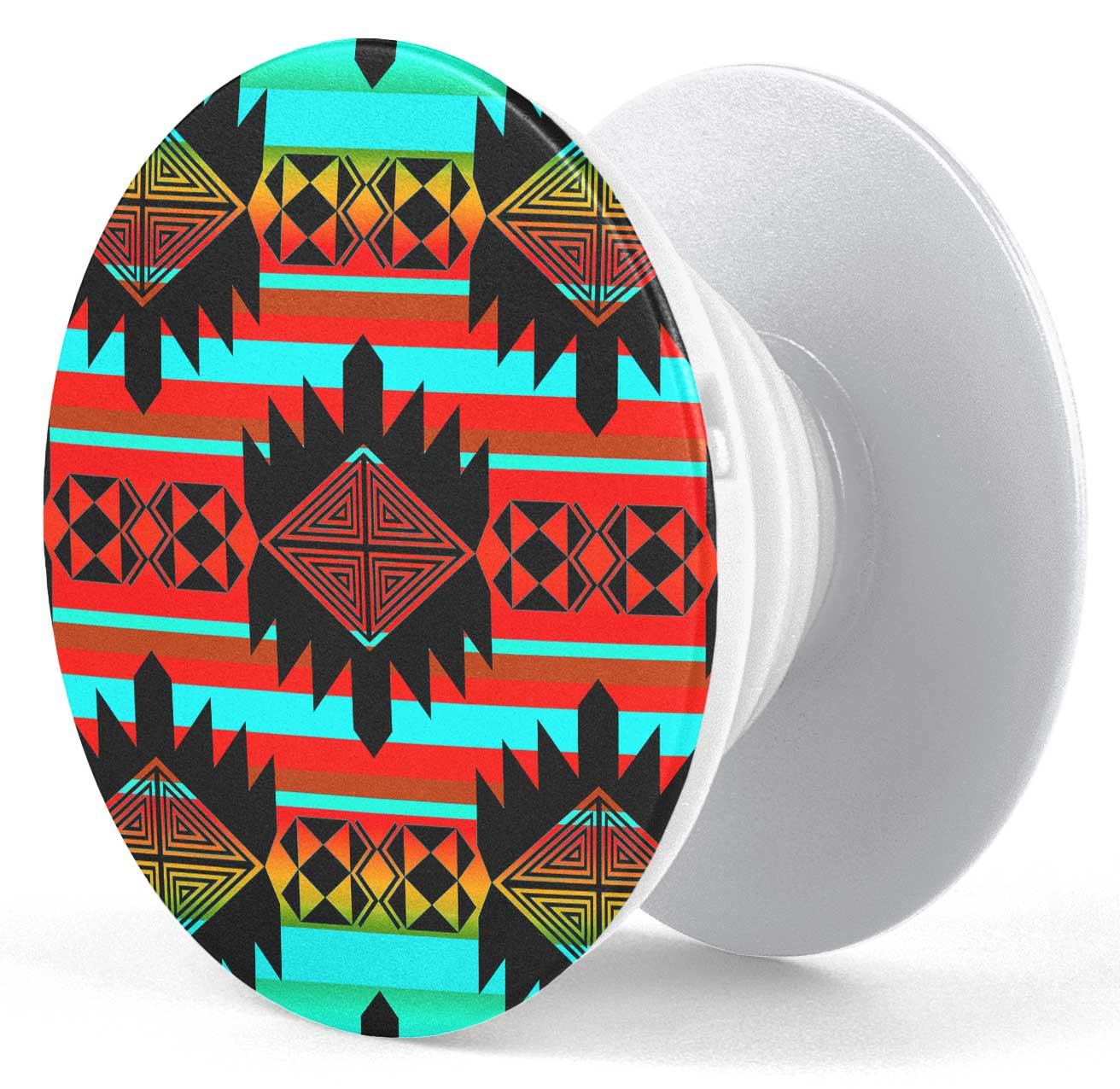 Okotoks Arrow Pop socket (White) PopSocket 49 Dzine