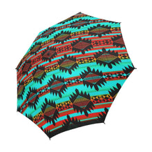 Okotoks Arrow Semi-Automatic Foldable Umbrella Semi-Automatic Foldable Umbrella e-joyer
